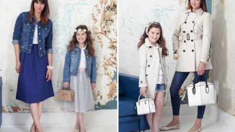 The Mini-me Trends in Kids Fashion