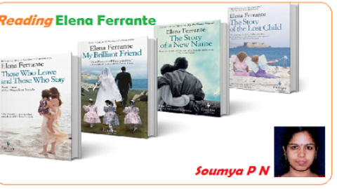 Reading Elena Ferrante: Neapolitan Novels-Tales Of Remembering And Celebrating Female Friendships